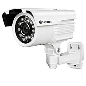 Swann - SWPRO-760CAM - PRO-760 - Super Wide-Angle Security Camera - Night Vision 98ft /30m