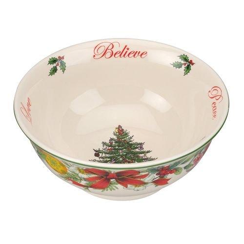 Spode Christmas Tree Annual Revere Bowl