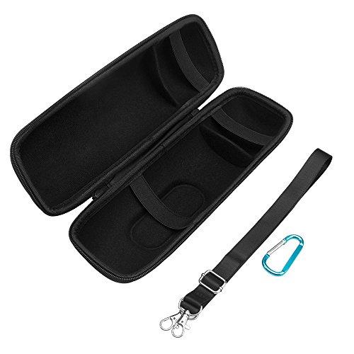 Carrying Case for JBL Charge 3 EVA Hard Case Storage Bag for