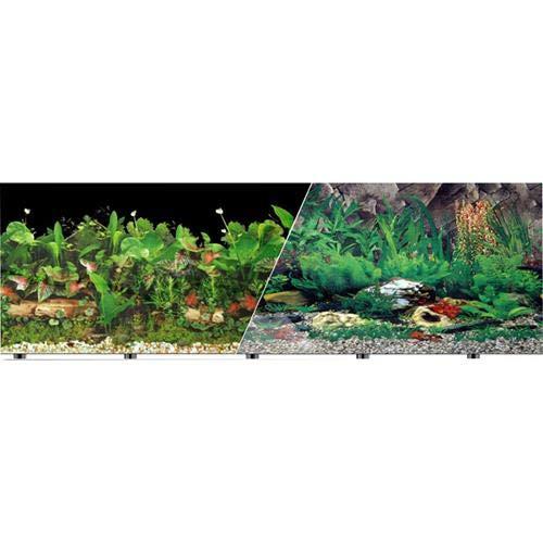 Blue Ribbon Pet Products ABLVSB1324 Tropical Decorative Background for Aquarium, 24-Inch by 50-Feet by Blue Ribbon