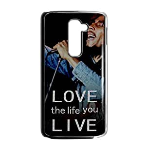 Love the life you live Custom Case for LG G2 (Fit for AT&T)
