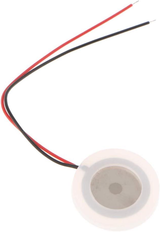 non-brand Alambre de Disco Anillo Niebla Atomizadora 16mm Fogger Concepto Ergon/ómico Profesional
