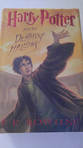 Harry Potter and the Deathly Hallow 1st edition 1st print !