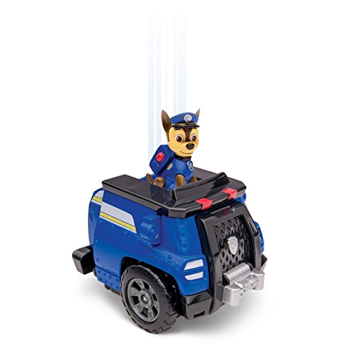 Paw Patrol On a Roll Chase, Figure and Vehicle with - Deluxe Cruiser