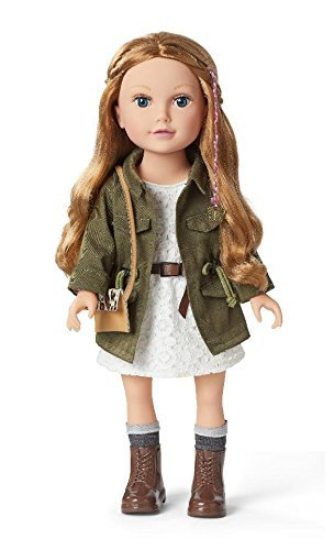 Journey Girls Australia 18 Inch Fashion Doll Mikaella