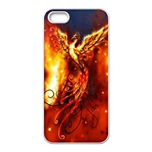 Diy Case for iPhone 5,5S ,Phoenix Custom-buitd caseFashion Style UN962158 by ruishername