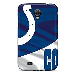 New Indianapolis Colts Tpu Case Cover, Anti-scratch Flj1889liqg Phone Case For Galaxy S4