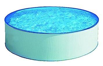 Gre KITPR35501 - Piscina (Azul, Color blanco, Montura, Alrededor, Acero, Cartridge filter, Caja): Amazon.es: Juguetes y juegos