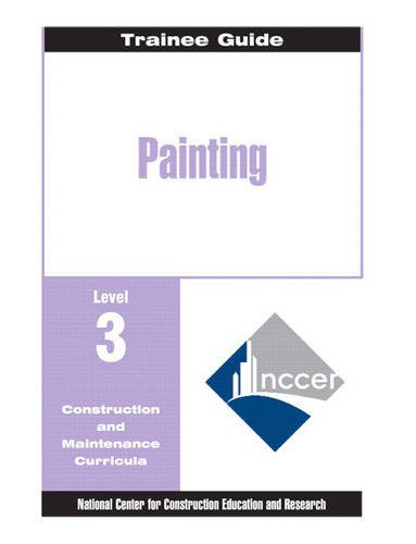 Painting - Commercial & Residential Level 3 Trainee Guide,  Paperback (2nd Edition) by Pearson
