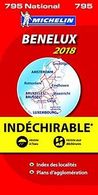 Mapa National Benelux