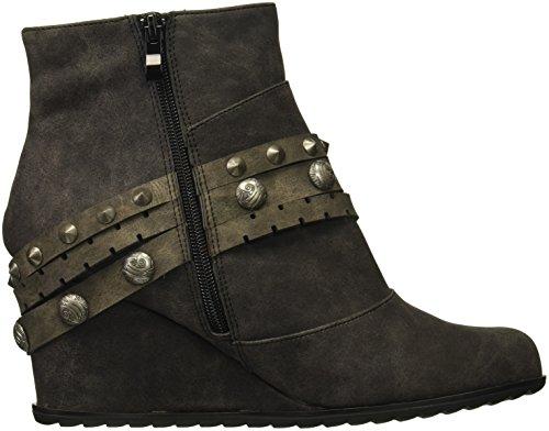 2 Läppar Kvinna För Alltför Nova Mode Boot Svart