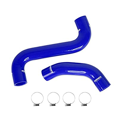 Mishimoto MMHOSE-WRX-01BL Silicone Radiator Hose Kit Fits Subaru Impreza WRX/STI 2001-2007 Blue: Automotive
