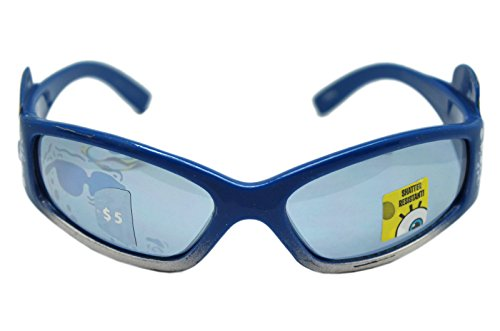 Spongebob Squarepants Blue/Silver Colored Kids Sunglasses