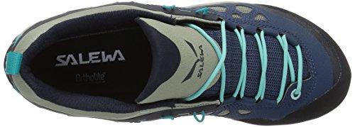 Salewa dark Bleu Trainer Denim Bergschuh tex Homme Et Randonnée Trekking De Mid Aruba Gore 0359 Blue Mtn Chaussures RRr7xOw
