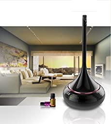 NUTRA Elegantly Designed Ultrasonic Humidifier and Aroma Diffuser Simple To Use, Height Adjustable and Easy To Maintain Full Aromatic Experience with Your Favorite Essential Oil, 700ml