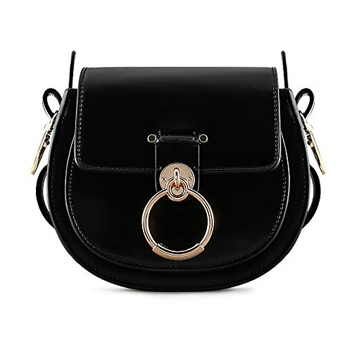 5b46a0bb6fe8 Olyphy Shoulder Bags (Black) available in Qatar