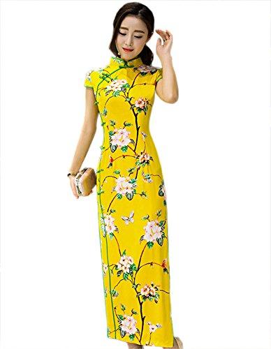 Chinese Long Dress - 6