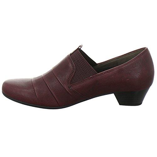 Gabor Shoes 55.401 - Botines para mujer Merlot