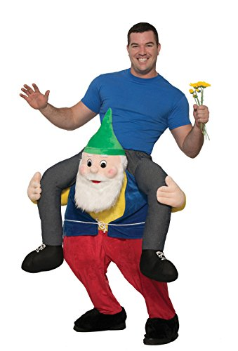 Forum Novelties 79528 Co-Garden Gnome Ride-On, One Size, Multicolor, Pack of 1