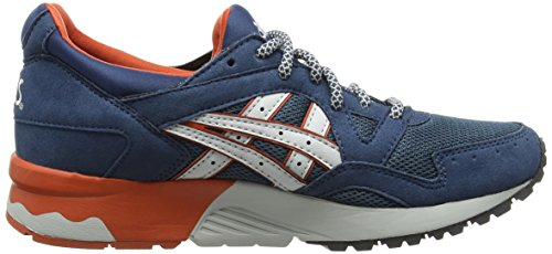 Gel Baskets 4510 Soft V Adulte Blue Bleu Basses Asics Legion Mixte Lyte Grey O7xaqnd