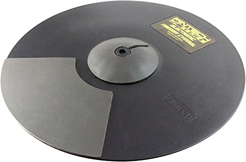Pintech Percussion PC16-2 16'' Dual Zone Chokable Crash Cymbal & Cable by Pintech Percussion