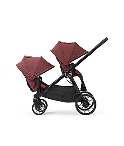 Baby Jogger 2017 City Select LUX Double Stroller Port
