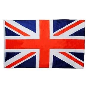 3x 5gran Bretaña británico de bandera Union Jack Reino Unido 3'x5'