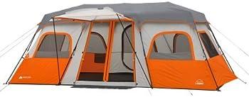 Get Ozark Trail 18  x 10u0027 12-Person Instant Cabin Tent with Integrated Led Light from Walmart.com.  sc 1 st  eDealinfo.com & Ozark Trail 18