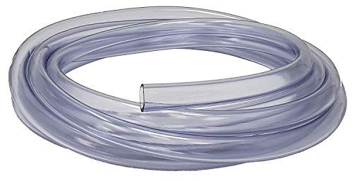 (Rollerflex Food Grade Crystal Clear Vinyl Tubing, 3/8-Inch ID x 1/2-Inch OD (10 Ft))