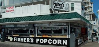 Fishers Caramel Popcorn - 50 - 5 Ounce Bags