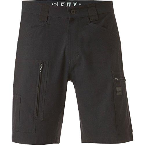 Fox Racing Redplate Tech Cargo Short: Black Size 30 - Mens Racing Shorts