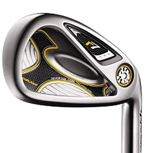 TaylorMade R7 Draw Wedge Gap AW TM T-Step 90 Steel Regular Left Handed 35.5in ()