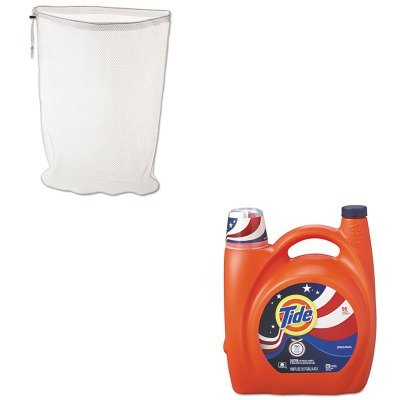 kitpag23064rcpu210 – Valueキット – P Amp ; GプロフェッショナルUltra Liquid Laundry Detergent ( pag23064 )とRubbermaid Laundry Net ( rcpu210 ) B00MOO45WY