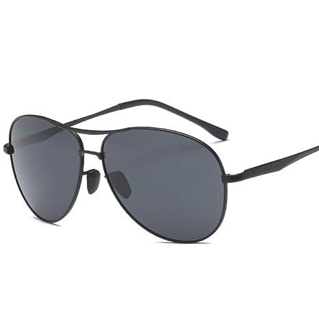 Yangjing-hl Gafas de Sol para Hombres Gafas de Sol Pilotos ...