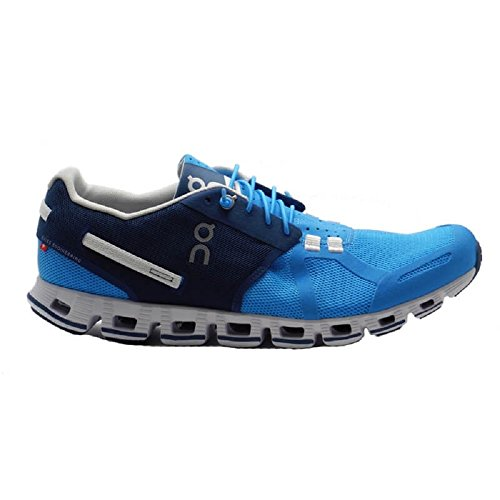 On Running - Zapatillas de running de Material Sintético para hombre azul MALIBU/DENIM