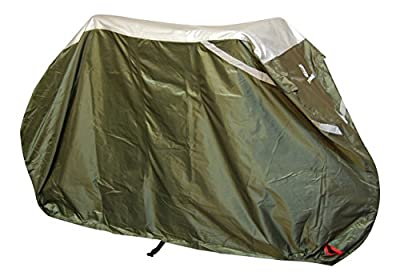 YardStash Bicycle Cover XL: Extra Large Size for Beach Cruiser Cover, 29er Mountain Bike Cover, Electric Bike Cover, Multiple Kids' Bike Cover and Cover for Bikes with Baskets, Child Seats or Racks
