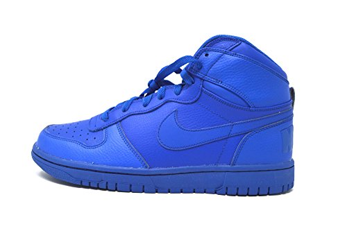 Nike Big High (9.5 D(M) US, Game Royal/Game Royal White)