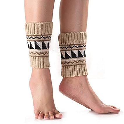 Calcetines de Moda Calcetines Suaves Otoño e invierno, con cinco puntas, triángulo de color