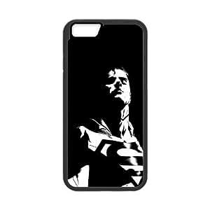iPhone 6 4.7 Inch Cell Phone Case Black Superman Dark Background LV7971444