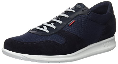 Callaghan 88464, Zapatos de Cordones Oxford para Hombre Azul (Azul)