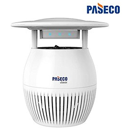 NEW Paseco Mosclean Indoor Mosquito Trap Zapper PMT-V336LW Violeds Air Cleaning by Pesco