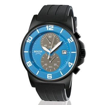 3777-15 Boccia Titanium Watch