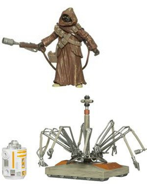 Star Wars Clone Wars Legacy Collection Build-A-Droid Factory