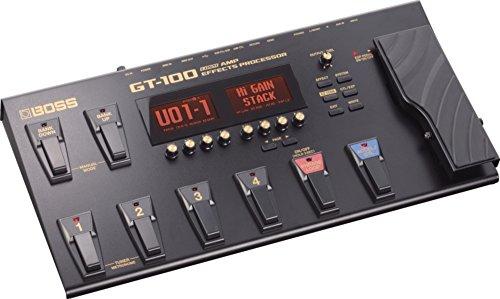 Boss GT 100 Guitar Multi Effects Pedal