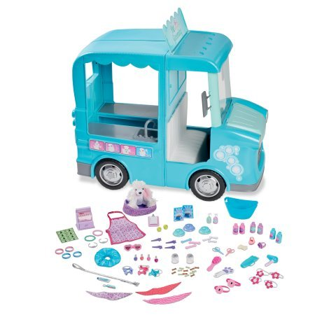Get Ready For Some Pet Action And Super Fun Play With This Adorable My Life As Pet Mobile Even Has Fur Clippers That Make Realistic Buzz Sounds!
