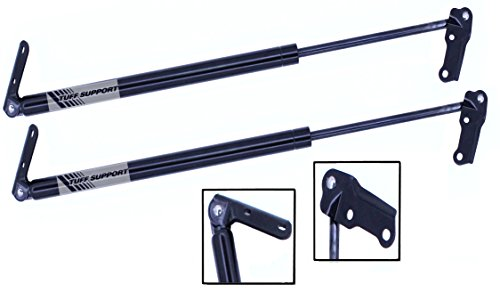 2 Pieces (SET) Tuff Support Liftgate Lift Supports 1987 To 1991 Toyota Camry Station Wagon
