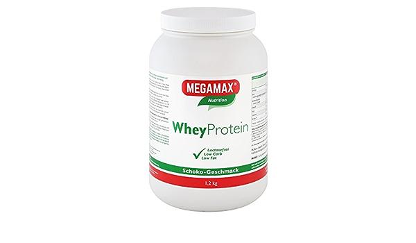 MEGAMAX - Whey Protein - Bebida a Partir de suero de Leche ...