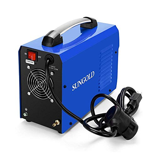 SUNGOLDPOWER 50A Air Plasma Cutter Inverter DC Digital Display IGBT Portable With Accessories Welding Machine Inverter Cutting 50Amp 110V and 220V by SUNGOLDPOWER (Image #1)