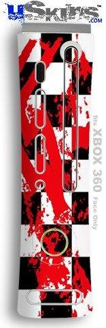 (XBOX 360 Faceplate Skin - Checkerboard Splatter)
