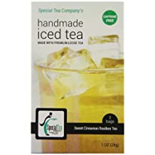 Special Tea Company Sweet Cinnamon Gourmet Iced Tea Premium Loose Leaf Rooibos Tea